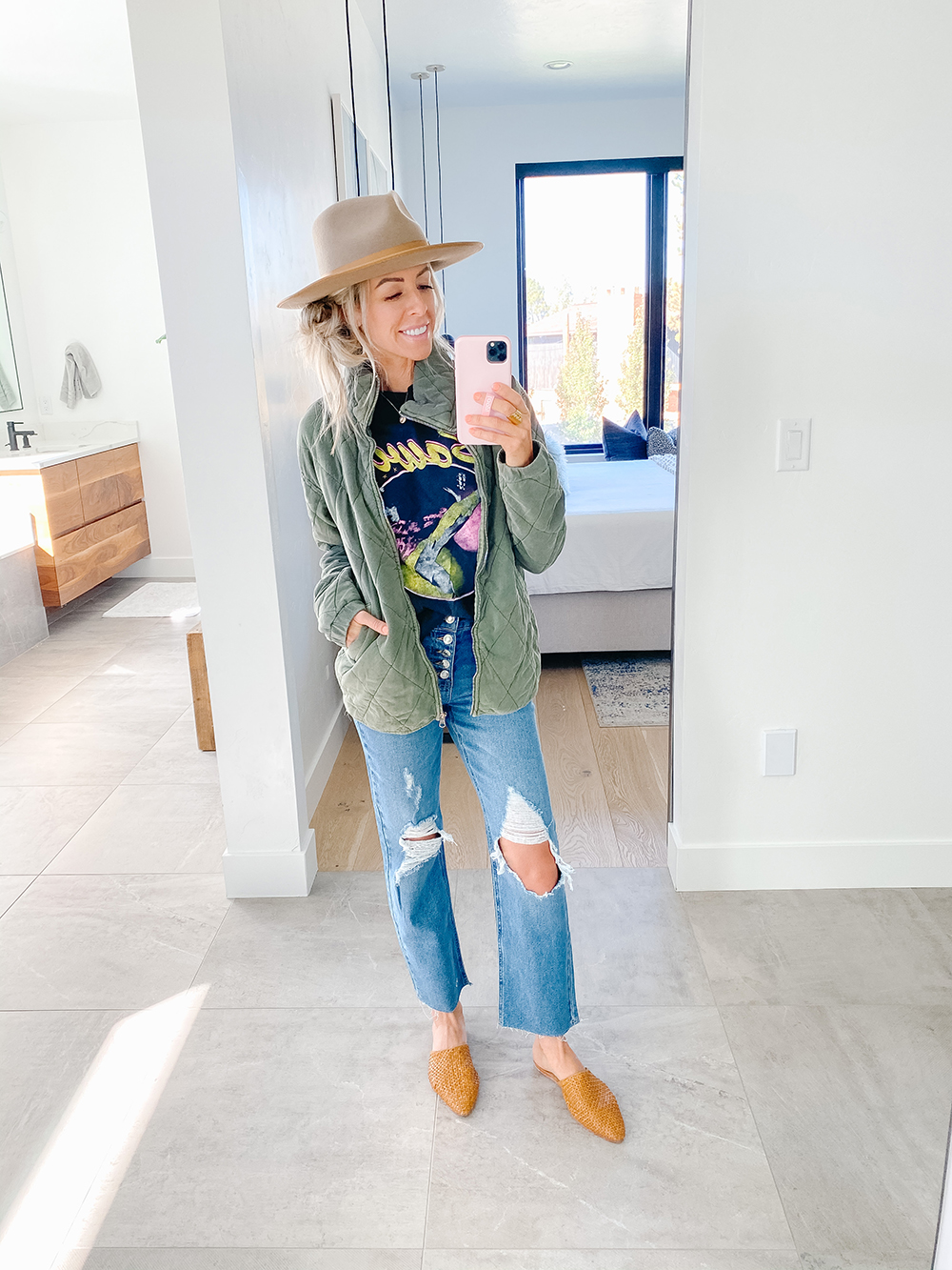 kailee wright target jeans