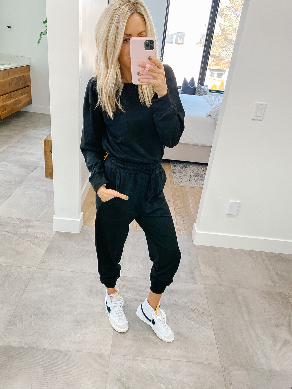 kailee wright amazon jogger set