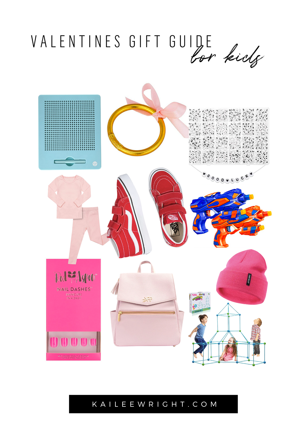 kailee wright valentines day gifts for kids