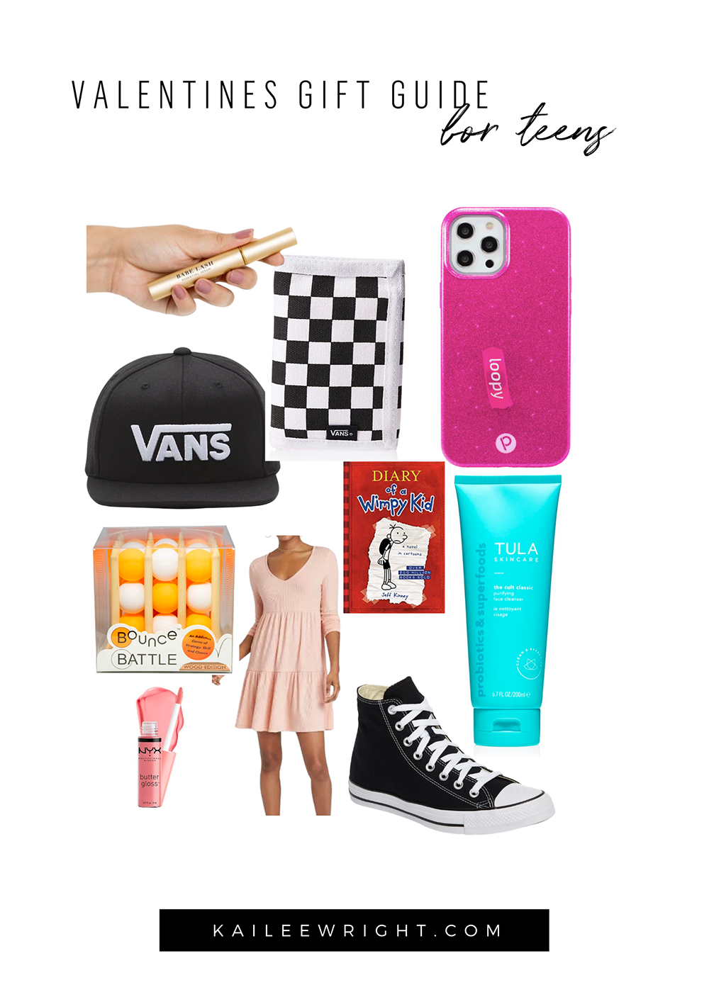 kailee wright valentines day gifts for teens
