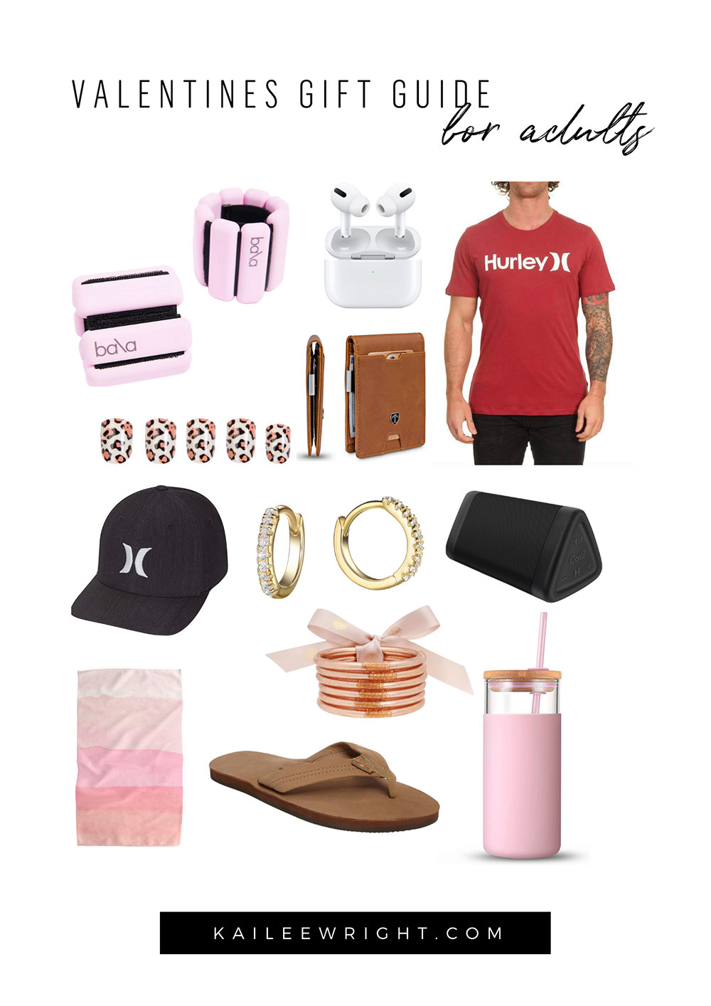 kailee wright valentines day gifts for men and women