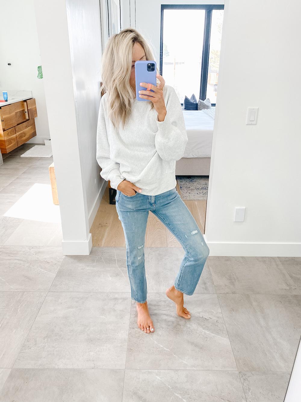 kailee wright Amazon jeans
