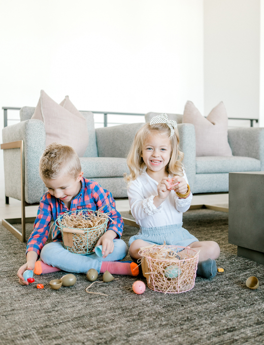 Kailee Wright Easter Baskets for kids and teens