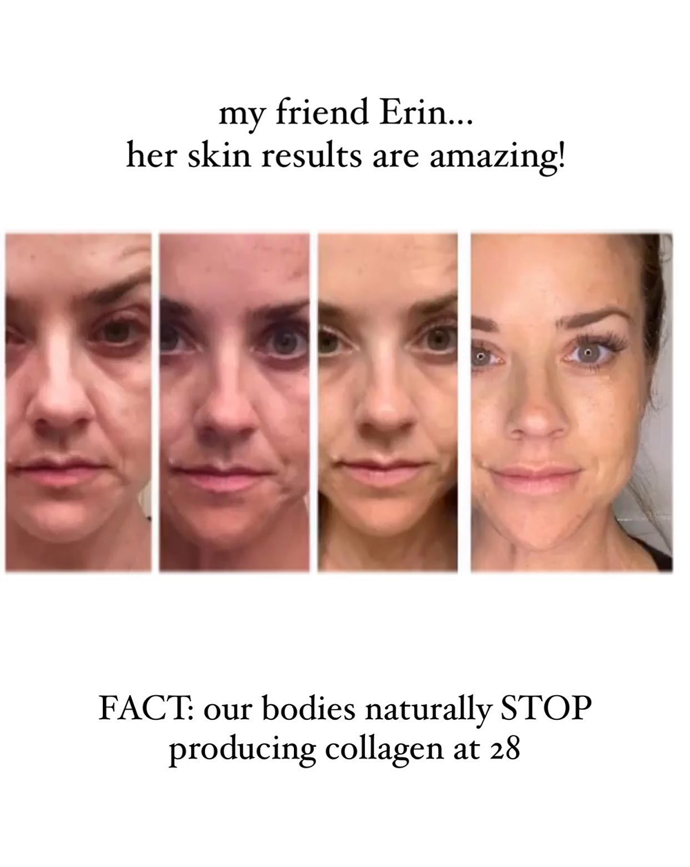 Kailee Wright Modere Liquid Collagen results