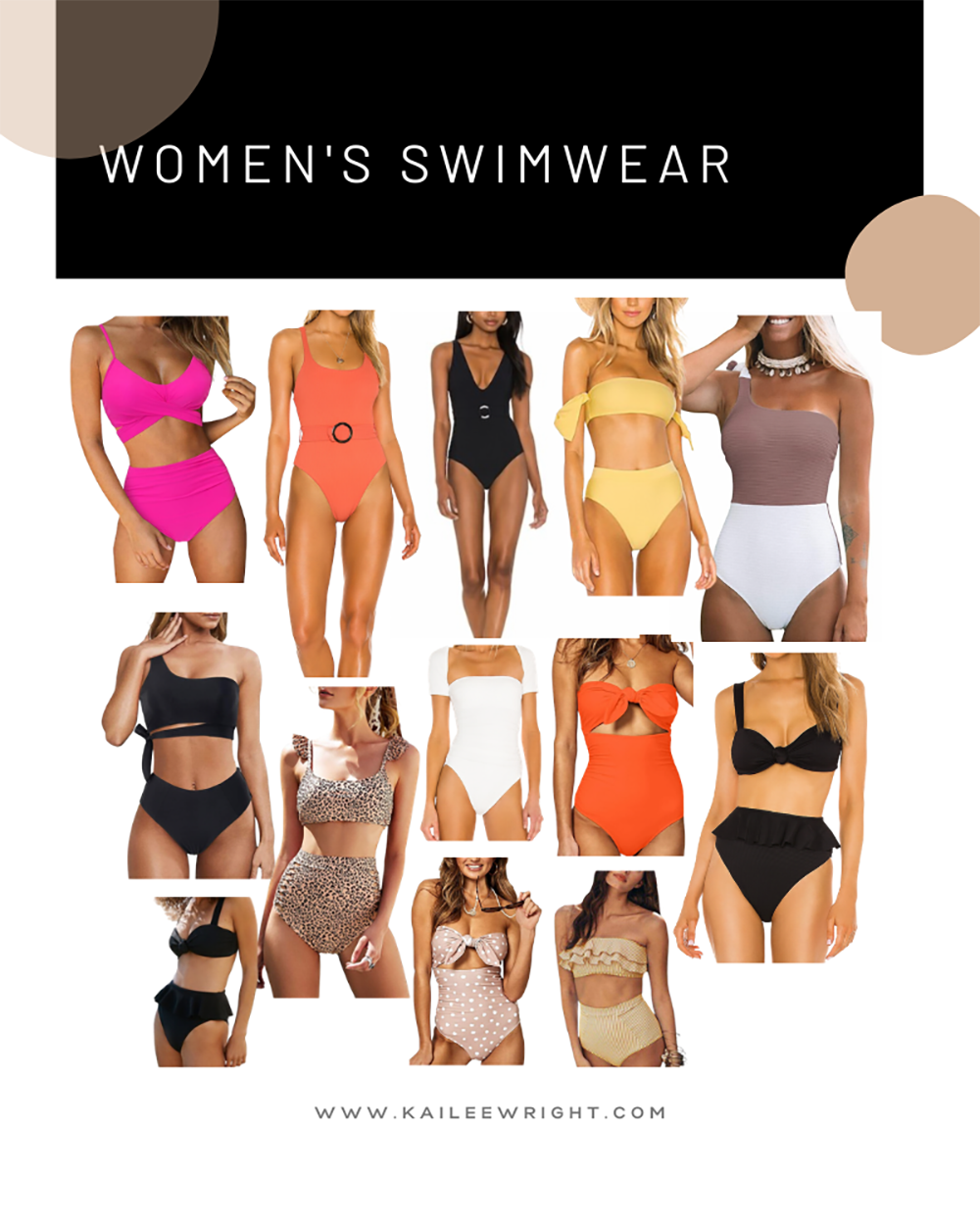 kailee wright best swimsuits