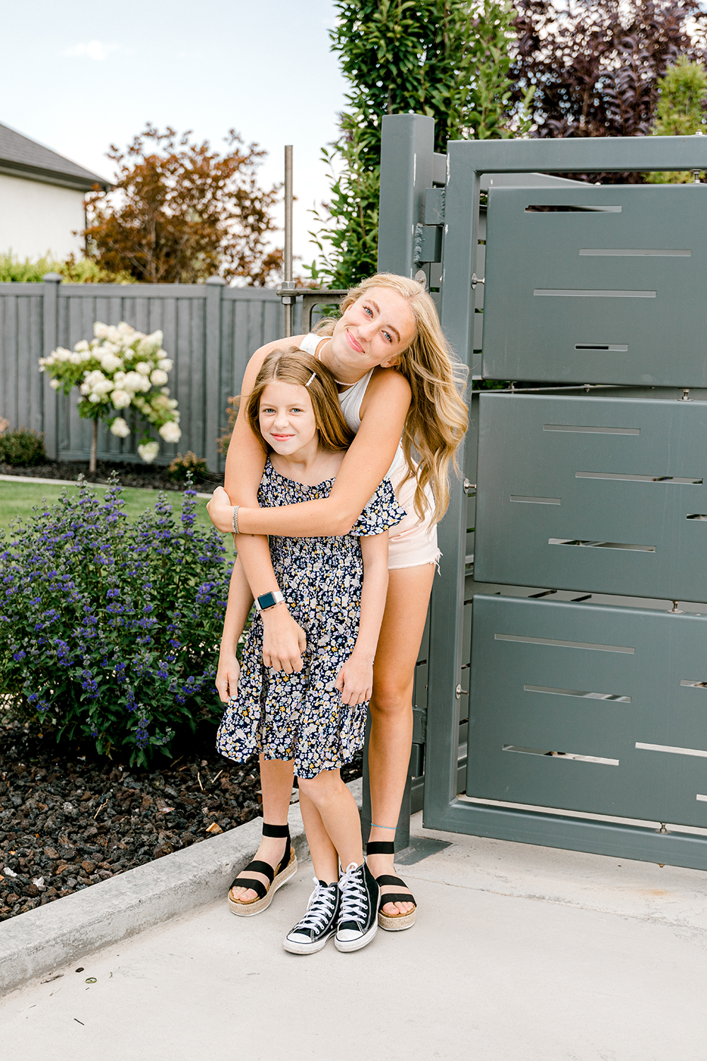 Kailee Wright JCpenny back to school clothes