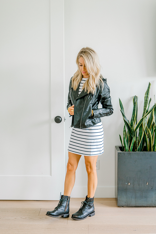 Kailee Wright JCpenny 1 dress 3 ways