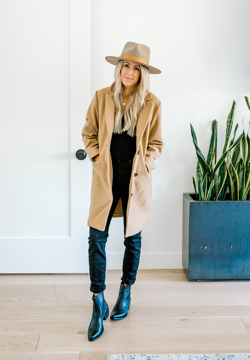 How to style black jeans Walmart Fashion